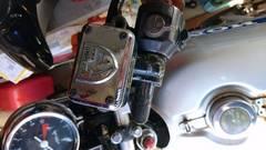 当時ホークCB250400N後期型マスターカバー