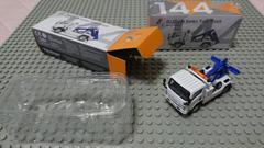 [TINY]1/64 No.144 いすゞ Nシリーズ トー トラック(エルフ レッカー車/牽引車)