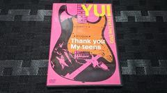 【DVD】YUI/Thank you My teens