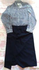 トゥモローランドPARIGOT(パリゴ)前スリットタイトスカート定価14800+税