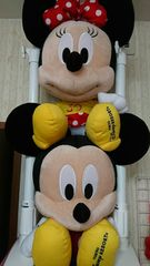 ディズニーリゾートぬいぐるみ30周年ミッキーミニー