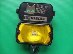 新品マーシャル759黒カバー付きライト旧車フォグランプ シビエ 1