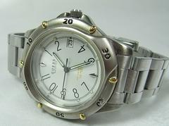 ●本物確実正規美品GUESS ゲス メンズ 腕時計 クォーツ