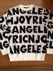 ◆新品◆ JOYRICH ジョイリッチ セーター ニット S
