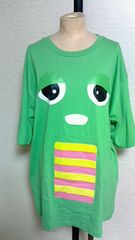送料込◆4L◆ガチャピンTシャツ