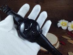 1円GaGa MILANO ガガミラノ 腕時計 5012.3S ウォッチ MAN