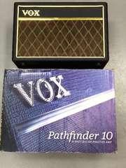 アンプVOX10+VOXac30良品ゆうパック対応
