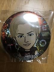 639★METRO POLIZモバイルBIG缶バッジ★登坂広臣