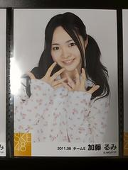 SKE48「パジャマ」写真セット 加藤るみ