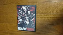 HIGH&LOW  THE  MOVIE  三代目  DVD 激安スタート