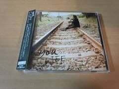 you CD「LIFE 〜the second movement〜」ジャンヌダルクDVD付●