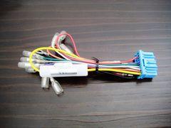 アゼスト クラリオン NX808,809,810.811等ナビ用 電源配線
