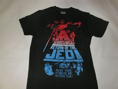 USA購入 STARWARS★THE EMPIRE STRIKES BACK★プリントT US M BK