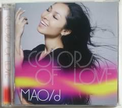 (CD)MAO/d <傳田真央>☆COLORS OF LOVE★ミニアルバム♪即決♪