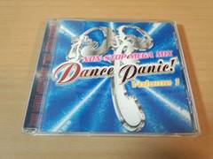 CD「ダンス・パニック!Vol.1 DANCE PANIC! Volume 1」●