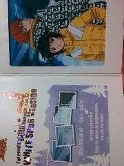 ☆テニスの王子様☆スペシャルブロマイドPart. 12☆千石清純&壇太一☆