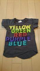 美品 JUNKSTORE Tシャツ 80 チャコール