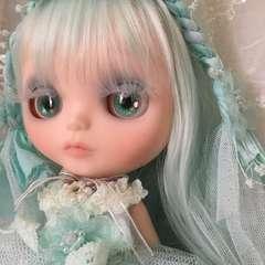 カスタムブライス *aqua green*