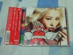 CD+DVD 加藤ミリヤ HEART BEAT 初回限定盤