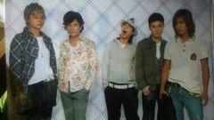 SMAP☆クリアファイル