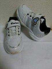 代理☆19�pスニーカー靴女の子!ホワイト