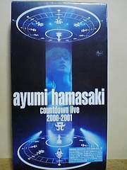 未開封!浜崎あゆみカウントダウンライブ2000-2001A