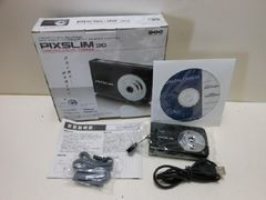 8320☆1スタ☆未使用品 コンパクトデジタルカメラ PIXSLIM30 30万画素