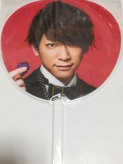 ☆NEWS☆小山慶一郎☆strawberry☆うちわ☆