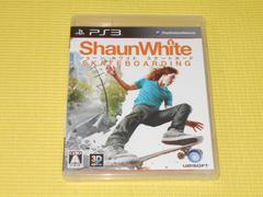 PS3★ショーン・ホワイト スケートボード