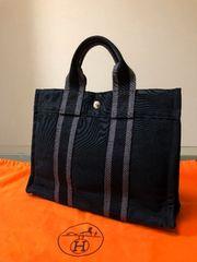 1円 ◆正規品◆ 超美品 ◆ エルメス フールトゥー トート バッグ