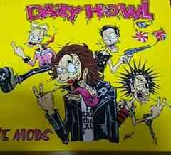 レア 初回盤CD THE MODS DAILY HOWL 帯あり モッズ