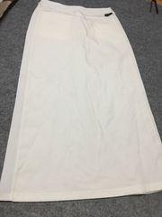 ロングタイトスカート L Lサイズ