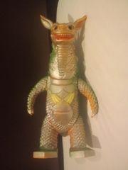 ウルトラマンから怪獣ギャンゴ1991年復刻版!ブルマァクBANDAI