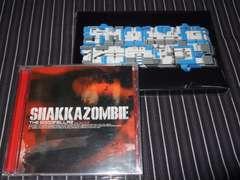 SHAKKAZOMBIE『GET~』初回盤+『GOODFELLAZ』2枚(TSUTCHIE,NIPPS)