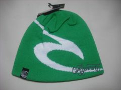 rc112 男 RIP CURL リップカール ニット帽 ビーニー 緑