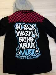 2wayシャツ 160