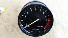 Z400FX実働タコメーター&ロア極上美品Z550FXゼファーZ2GS400CBX400スピード�@