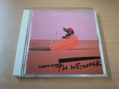 TM NETWORK CD「RAINBOW RAINBOW」TMN小室哲哉●
