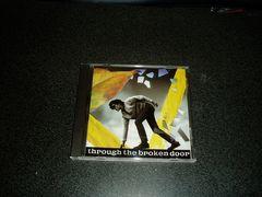 CD「尾崎豊/壊れた扉から」85年盤