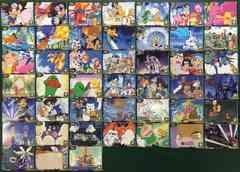デジモンアドベンチャー ノーマル カード トレカ 45枚 コンプ