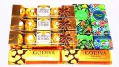 【New!!】高級チョコレートの福袋 ゴディバ&FERRERO&ラブ総額3642円