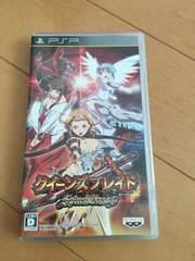 PSP  クイーンズ ブレイド