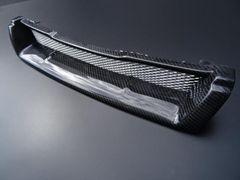 日産 リアル カーボン グリル スカイライン R33 GTS GTS-T