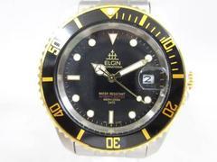 ELGIN エルジン AUTOMATIC DEEPSEA 自動巻 腕時計