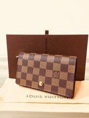 1円 ◆正規品◆ 極上美品 ルイヴィトン ダミエ L字 財布