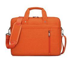 手さげバッグ 防水・防圧・高性能ブリーフケース オレンジ