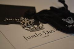 JustinDavisジャスティンデイビス srj045 Majestyリング