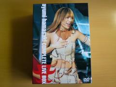 DVD 浜崎あゆみ コンプリート ライブ ボックス 4枚組