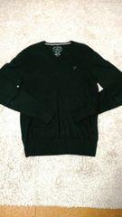 AMERICAN EAGLEのVネックセーター(Sサイズ)