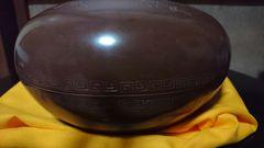 宗代磁器煉瓦釉 釘彫 花鳥図 在銘 ぐい飲5個【珍品です】